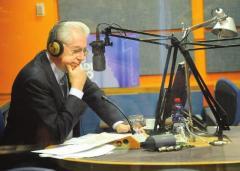 MARIO MONTI A RADIO ANCHIO