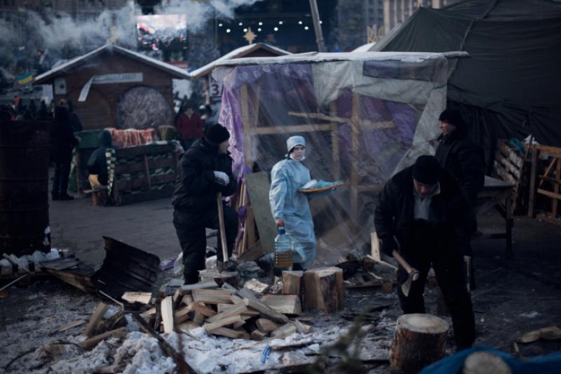 Qualcuno porta cibo e bevande calde dago fotogallery - La porta di kiev ...