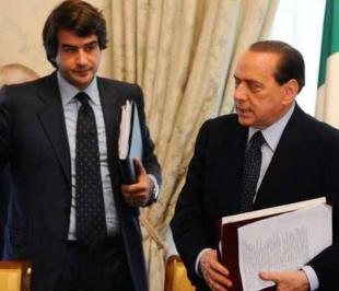 raffaele fitto silvio berlusconi