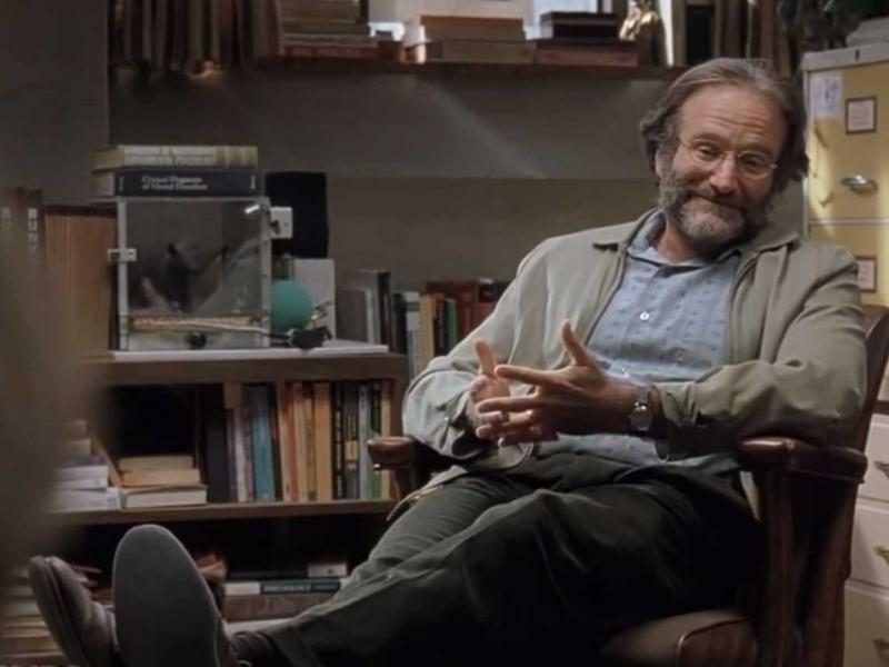 a movie analysis of good will hunting Analysis of the film good will hunting essay - set in south boston, good will hunting is about will hunting (matt damon), a young man who immerses himself in books, drinking and friends to escape his anger and frustration stemming largely from his past experiences with abusive foster families.
