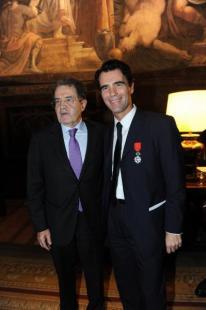 Sandro Gozi Romano Prodi