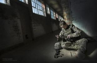 Il vecchio magazzino di munizioni in Galles viene oggi usato come centro addestramento