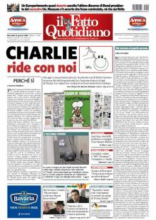 charlie hebdo fatto quotidiano