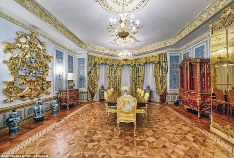palazzi di lusso in russia 8 palazzi russi in vendita