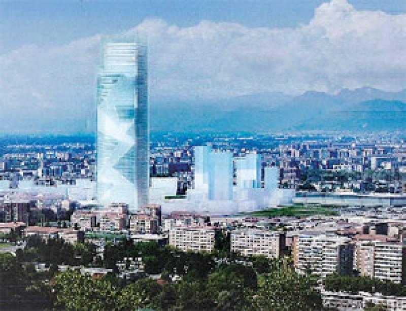 Palazzo regione torino dago fotogallery for Grattacielo torino fuksas