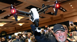 un drone dji inspire 1 costa 2895 dollari