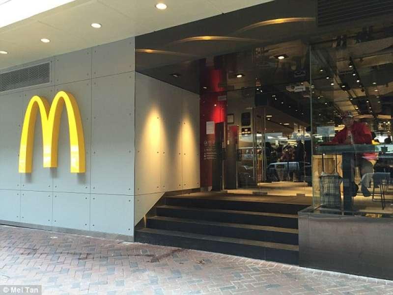 Mcdonalds Next A Hong Kong 10 Dago Fotogallery