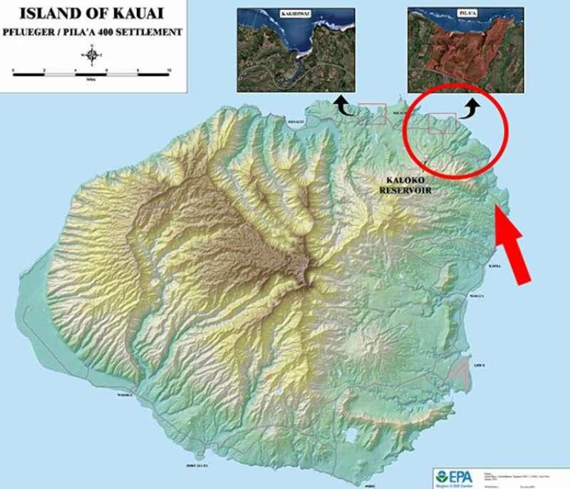 LA PROPRIETA DI ZUCKERBERG ALLE HAWAII