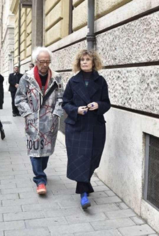 Giampiero mughini e michela dago fotogallery for Case vip roma