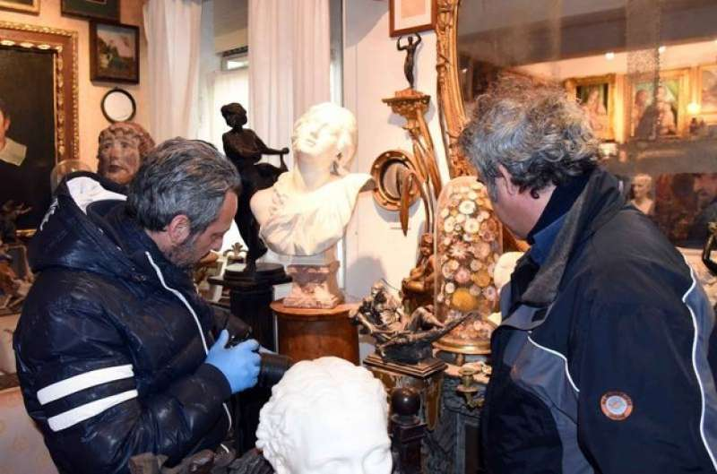 La casa museo di sgarbi a ro ferrarese dago fotogallery for A casa di ro