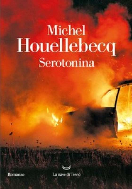 houellebecq serotonina