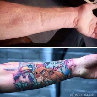 tatuaggi e cicatrici 9