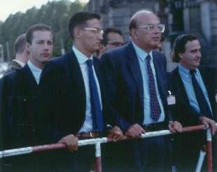 1992. bettino craxi berlino 1 con luca josi