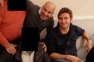 GIANLUIGI PARAGONE E ALESSANDRO DI BATTISTA
