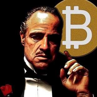 la mafia e i bitcoin