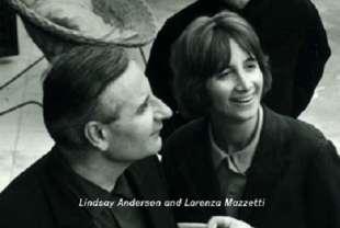 lindsay anderson e lorenza mazzetti
