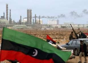 petrolio libia 1