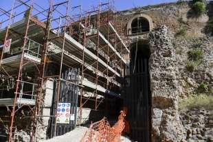 restauro mausoleo di augusto