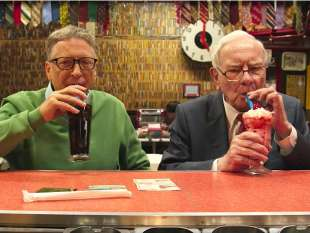 warren buffett e bill gates 14