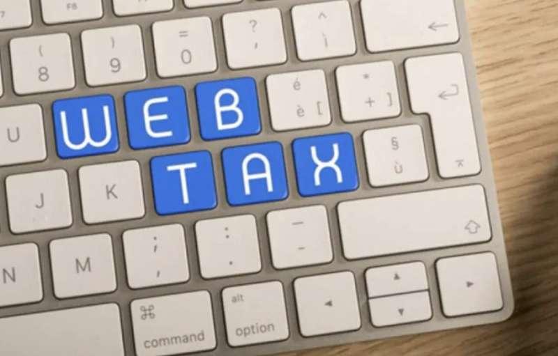 web tax 3