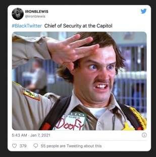assalto al congresso meme 18