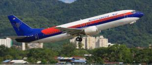 BOEING 737-500 DELLA COMPAGNIA SRIWIJAYA AIR