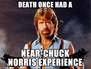 chuck norris 13