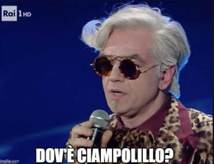 ciampolillo meme