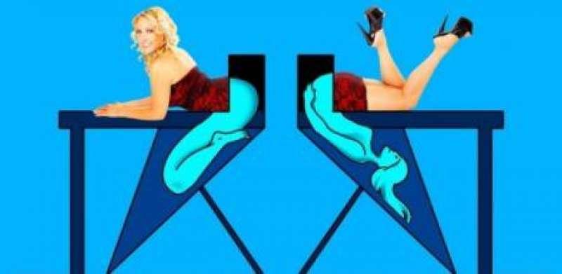 donne contorsioniste