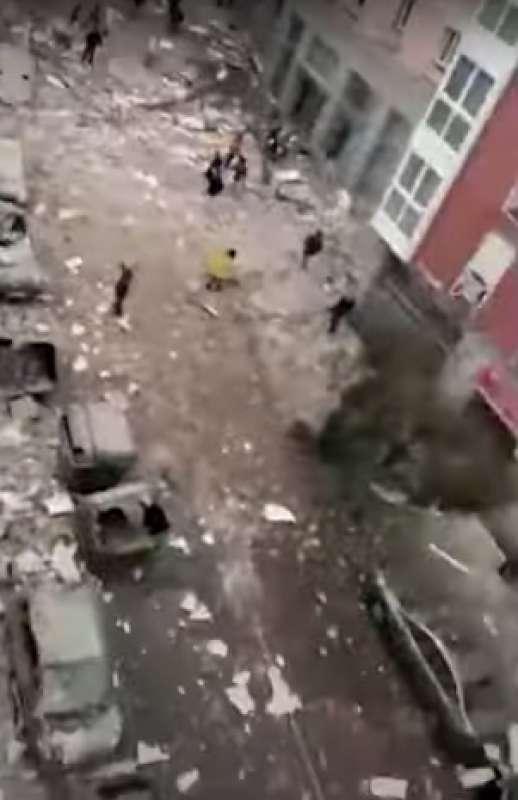 esplosione a madrid 1