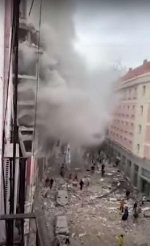 esplosione a madrid 2