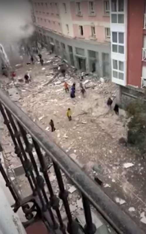 esplosione a madrid 3