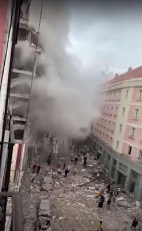 esplosione a madrid 5