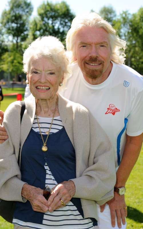eve e richard branson 1