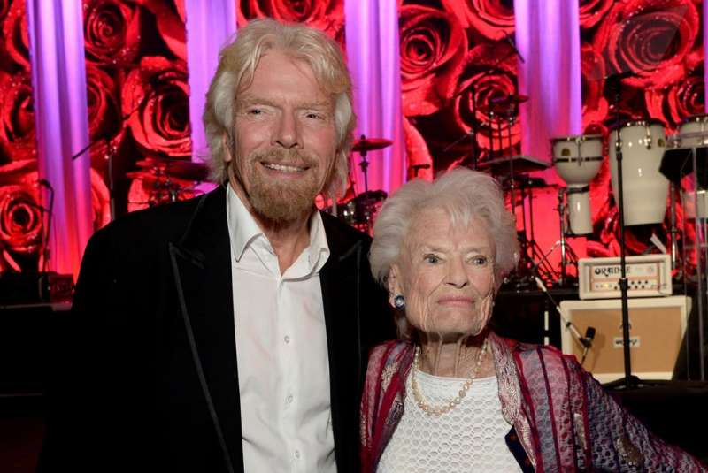 eve e richard branson 2