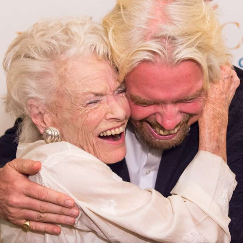 eve e richard branson 3