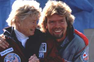eve e richard branson 5