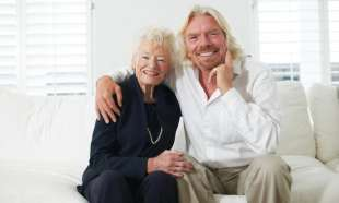 eve e richard branson 8