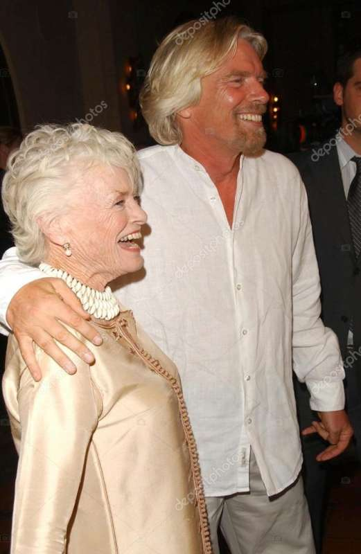 eve e richard branson 9