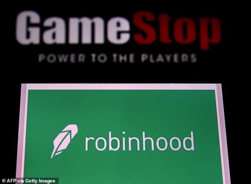 GAMESTOP ROBINHOOD