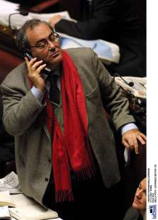 goffredo bettini in parlamento 2001