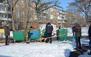il luogo dove sono stati abbandonati i resti da anastasia skorychenko 2