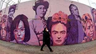 IL murale di Ciudad Lineal