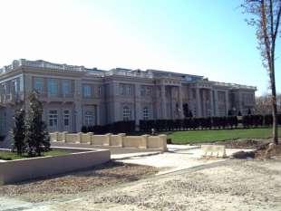 il palazzo segreto
