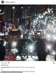 il teaser della nuova serie di sex and the city