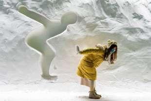 la citta' di ghiaccio dell'harbin ice and snow festival 11