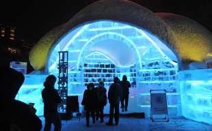 la citta' di ghiaccio dell'harbin ice and snow festival 13