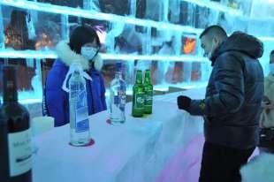la citta' di ghiaccio dell'harbin ice and snow festival 14
