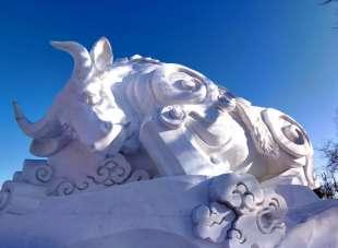 la citta' di ghiaccio dell'harbin ice and snow festival 15