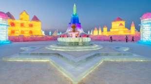 la citta' di ghiaccio dell'harbin ice and snow festival 19